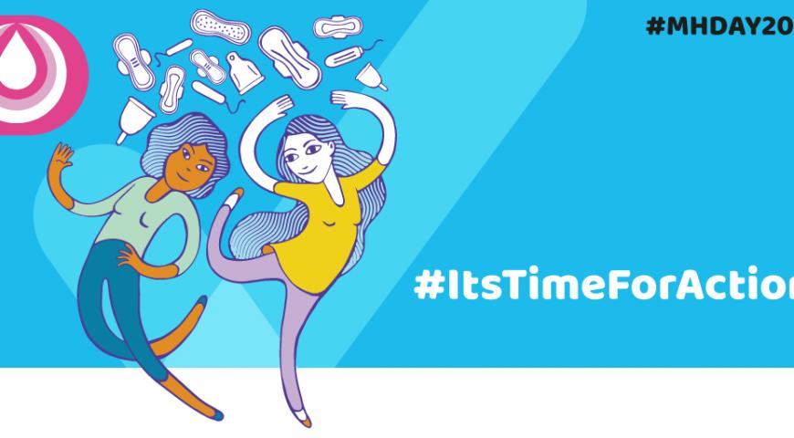 International Menstrual Hygiene Day Events in Kenya