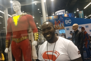 Naiccon goes to Wondercon2019