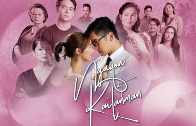 "First Look at NTV's New Teleserye ""Now and Forever"""