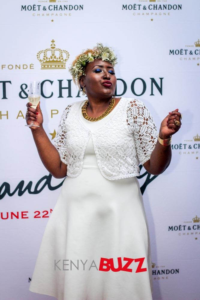 Moet Grand Day Kenya at Tribe Hotel (22/6/2019)