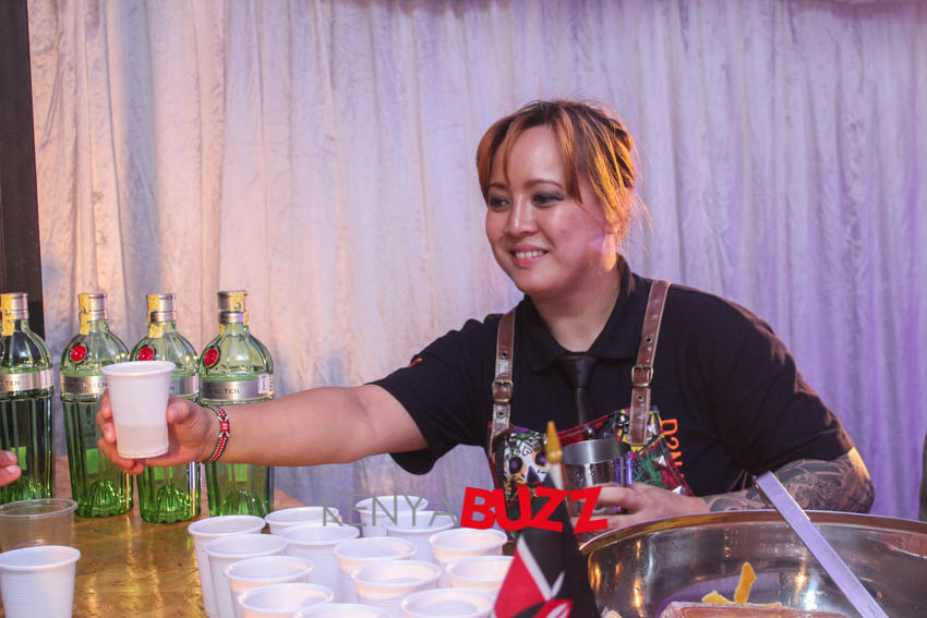 Diageo World Class Bartending Competition 2019 Grand Finale at Tusker FC Grounds (19/6/2019)