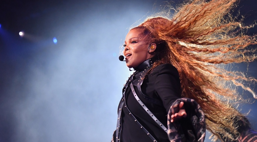 You Can Now Watch Classic Janet Jackson Videos In HD