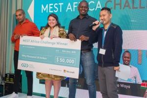 Startups win Sh5 million at MEST Africa Challenge