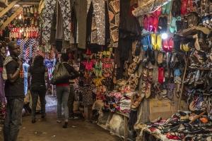 Thrift-ing Nairobi