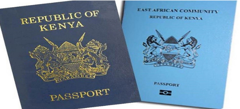 What you Need to Get the Kenyan E-Passport with your Family