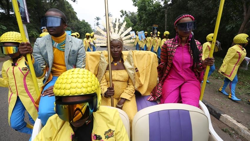 'Form Ni Gani' Creatives Movement Makes a Comeback in Nairobi