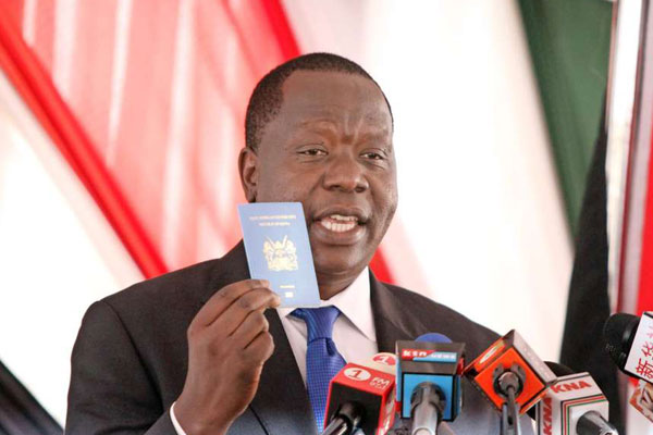 Government Extends Deadline To Replace OId Passports