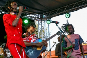 H_Art The Band Kicks Off 'Made in the Streets' Album Tour in Kayole