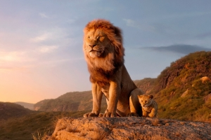 Simba Roars Again for His Rightful Throne in Lion King Remake