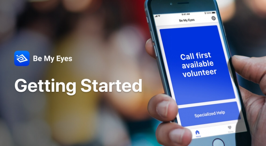 Be My Eyes: A Revolutionary App For Assisting Visually Impaired People