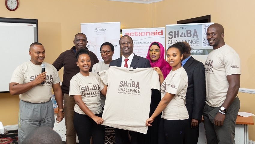 ActionAid Kenya, Sarova Group of Hotels and Isiolo County Government Partner to Promote Sports Tourism