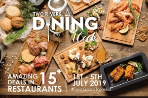 Two Rivers Dining Week Set To Close With A Grand Finale