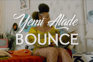 """Yemi Alade Releases New """"Bounce"""" Video in East Africa"""