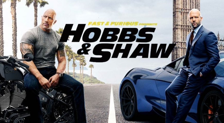Movie Preview: Another Fast & Furious Action Ride in The Hobbs and Shaw Spin Off