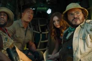 Jumanji: The Next Level Trailer Promises An Even Funnier Dwayne Johnson