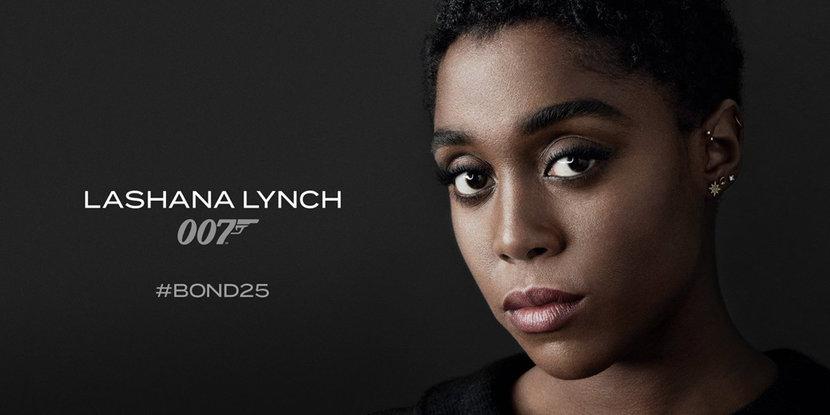 Captain Marvel Star Lashana Lynch To Take Over Codename 007