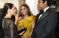 Fan Sparks Fly As Beyoncé And Meghan Markle Meet At Lion King London Premiere
