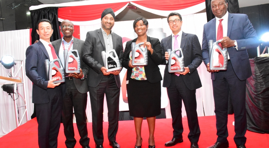 Toyota Kenya launches Toyota & Lexus Genuine Motor oils