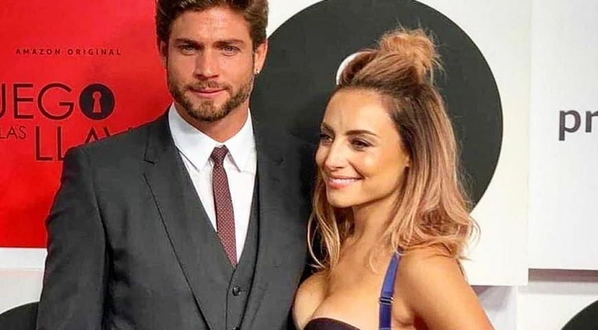 Horacio Pancheri Confirms Relationship with Marimar Vega