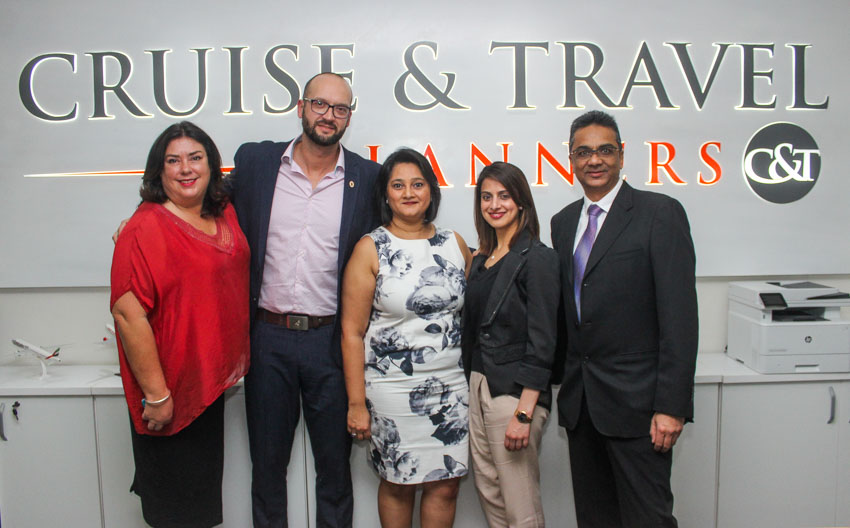 Cruise & Travel Planners Launch at Sarit Center(29/7/2019)
