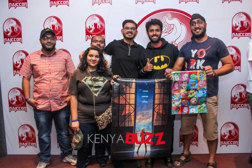 Naiccon 2019 (Day 1 & 2) At Sarit Center – 24th & 25th August 2019