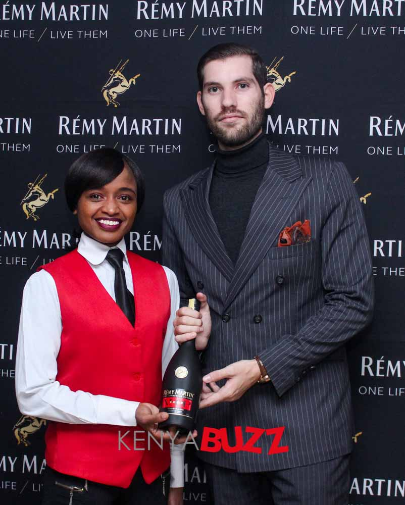 Remy Martin Bartenders Competition At Trademart Hotel ( 26/8/2019)