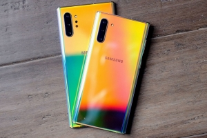 Samsung Unveils New Flagship Galaxy Note 10 and Note 10 Plus