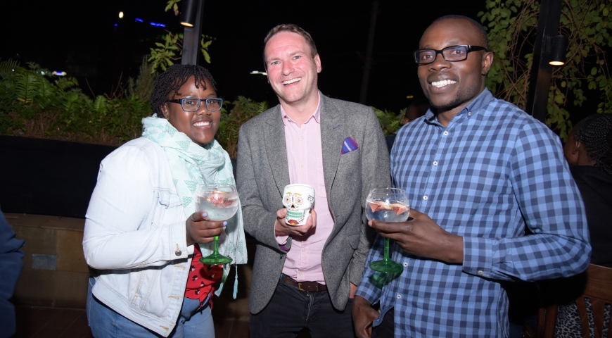ArtCaffe Partners With Diageo For Launch of New Drinks Menu