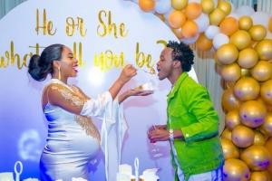 Gospel singer Bahati's Newborn Instagram Star
