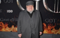 George R.R. Martin Isn't Fussing Over Game of Thrones Ending