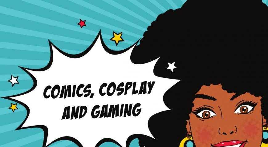 KenyaBuzz August 2019 : Comics, Cosplay & Gaming