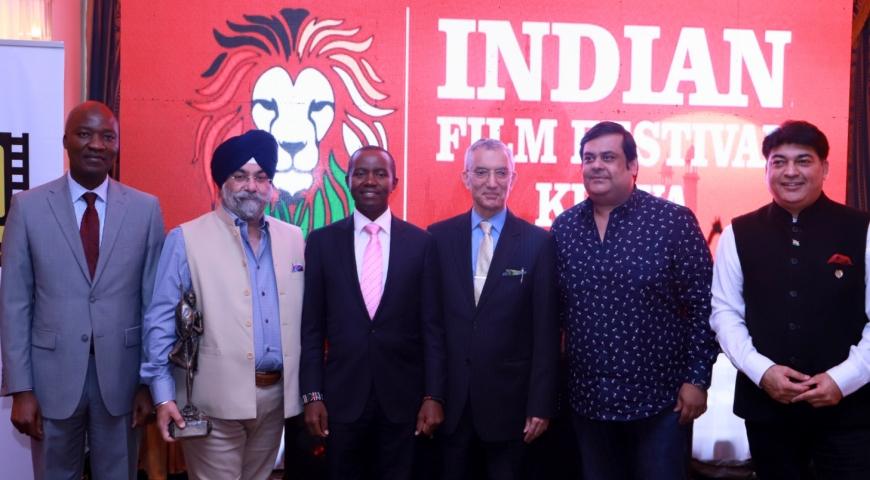 Kenya Film Commission Hosts Kenyan & Indian Film Makers Policy Meeting
