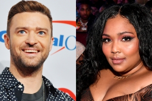 Justin Timberlake Hints At Collaborating With Lizzo