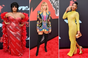 VMAs 2019. The Most Hilarious Red Carpet Recap