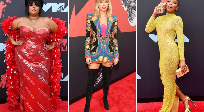 VMAs 2019. The Most Hilarious Red Carpet Recap