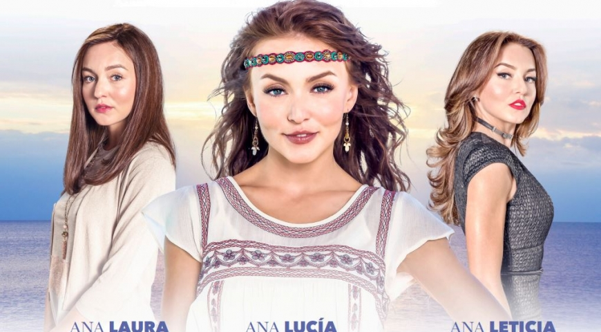 """First Look at NTV's New Telenovela """"The Three Sides of Ana"""""""