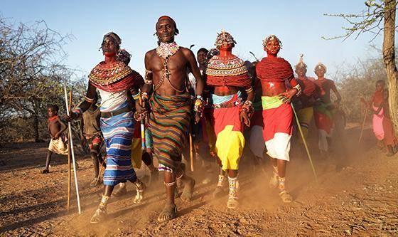 Kenyan Wedding Traditions