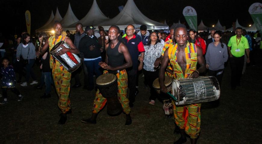 Press Release: Sukuma Twende Trust Holds Second Moon Walk at the Karura Forest