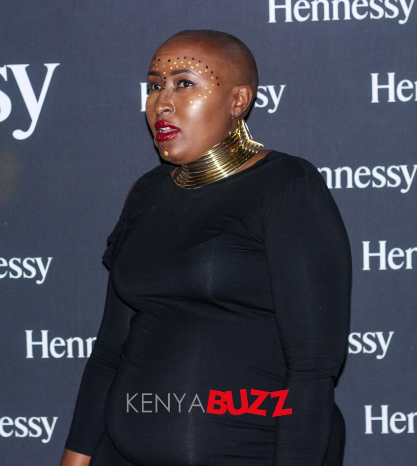 Hennessy Gold and Black Event at Lave Latte (14/9/2019)