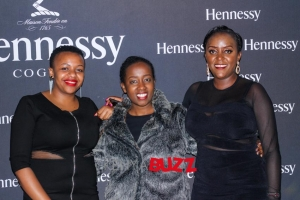 Hennessy Hosts The Code Henny Party