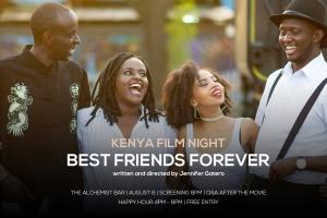 Kenyan Web Series Best Friends Forever Pushes the Boundaries on Platonic Friendships