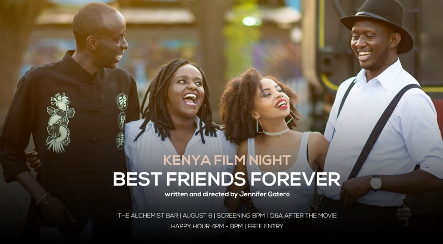 Kenyan Web Series Best Friends Forever Pushes the Boundaries on Platonic Friendships