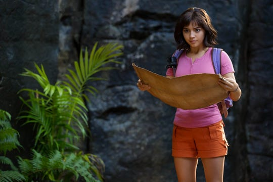 Dora and the Lost City of Gold: Teen Nancy Drew Meets Teen Tomb-Raider vibes