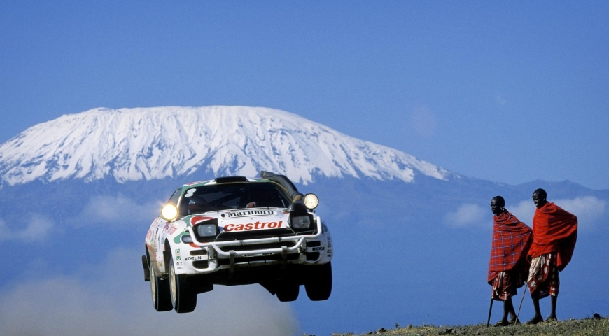 It's Baaaaaaack!! Safari Rally returns To World Rally Championship