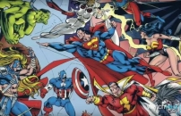 Exploring the Marvel and DC World