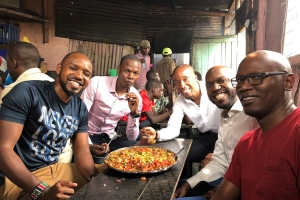 The Five Office Types You Meet at a Kibanda