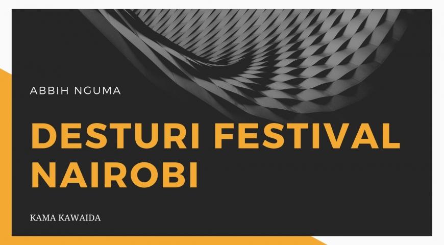 Weekend Plan! Desturi Festival