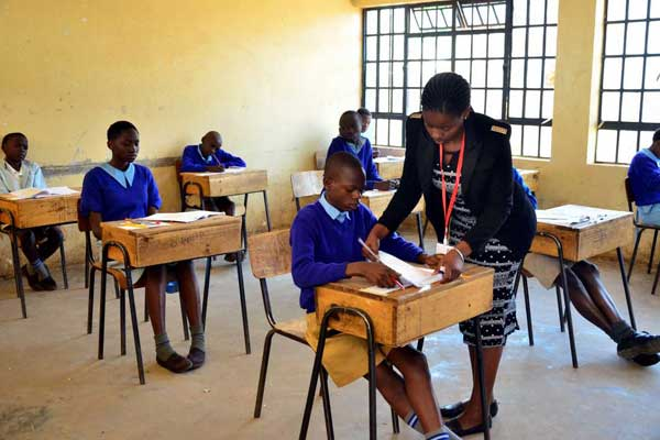 Poll: National Exams For Kids. Are They Overrated?