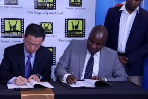 Kenya Film Commision Forges Partnership With Startimes Kenya