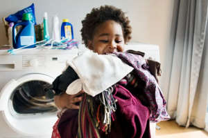 Poll: Would You Pay Children To Do Chores?